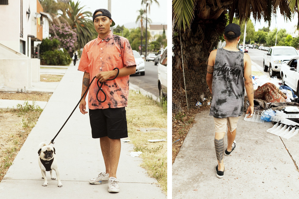 stussy 2013 summer tie dye collection