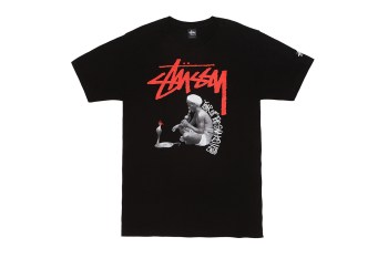 """Stussy 2013 """"Year of the Snake"""" Snake Charmer Tee *Taipei Chapter Exclusive"""