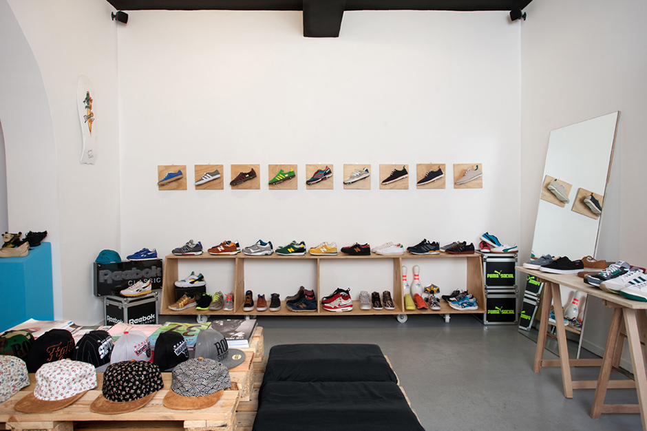 sneaker retailer suede talks about streetwear and sneakers in italy