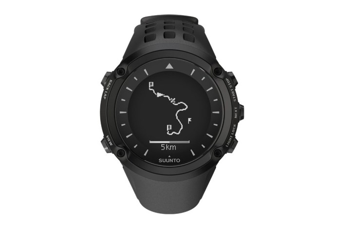 Suunto Ambit2 Black Watch