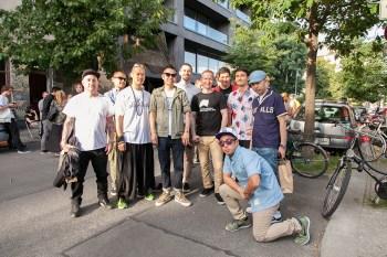 Tetsu Nishiyama Introduces WTAPS x Vans Vault @ Firmament Berlin