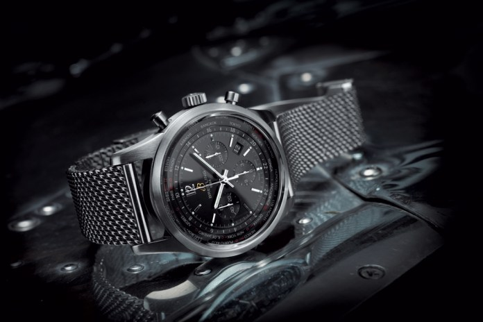 Breitling Transocean Unitime Pilot Chronograph