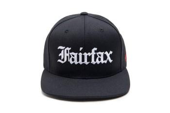 The Hundreds X SSUR Fairfax Hat