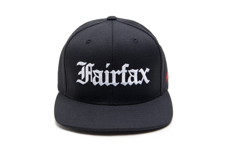 The Hundreds X SSUR Fairfax Hat