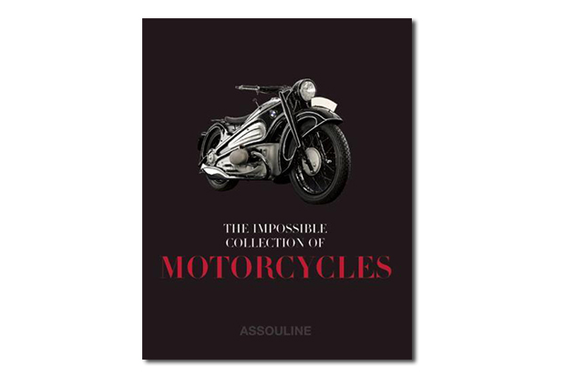 The Impossible Collection of Motorcycles