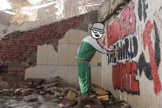 The Lurkers Visit Bulgaria and the Abandoned Communist House of Buzludzha