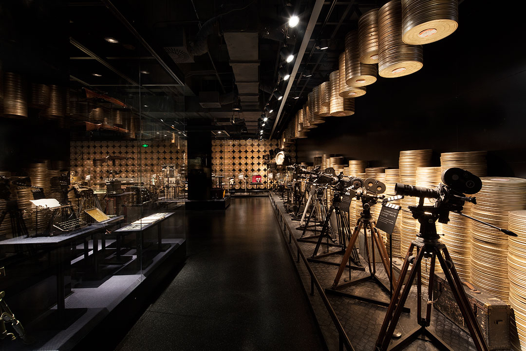 The Shanghai Film Museum by COORDINATION ASIA