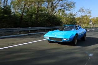 A Look at the Epic Lancia Stratos