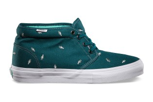 The Vans Alien Workshop Chukka Pro
