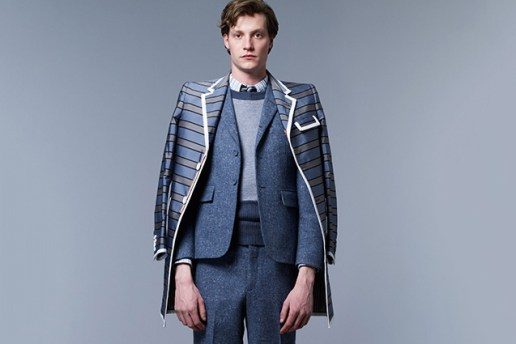 Thom Browne 2013 Fall/Winter Lookbook