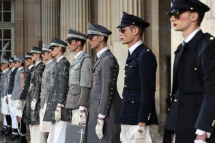 Sights from Thom Browne's 2014 Spring/Summer Show