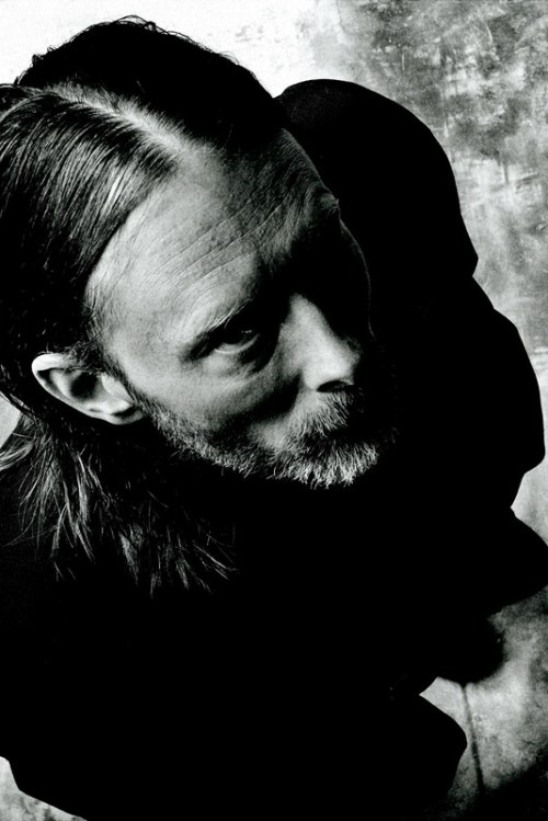 Thom Yorke by Craig McDean for Interview Magazine August 2013