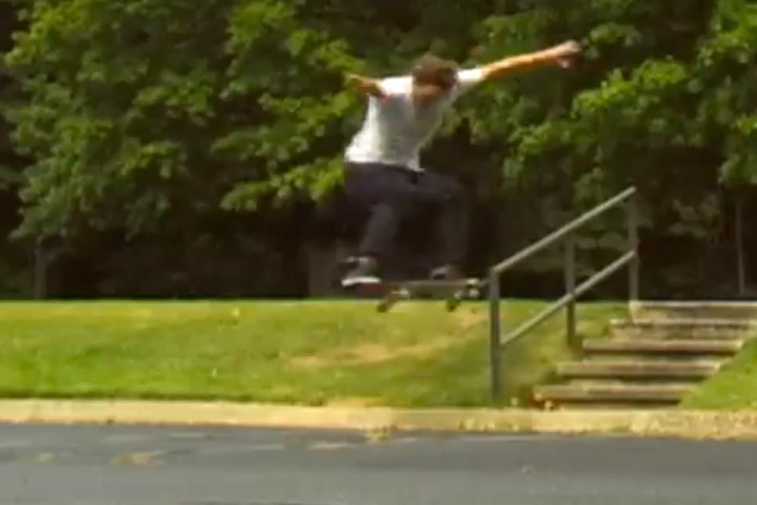 "Thrasher Magazine Presents ""James Hardy's Homecoming"""