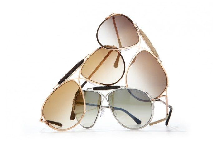 Tom Ford 2013 Summer Alexander Sunglasses