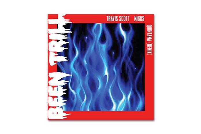 Travi$ Scott featuring Migos – Quintana (Remix)