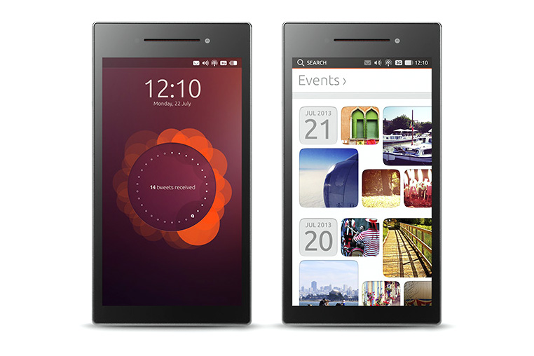Ubuntu Announces Edge Smartphone