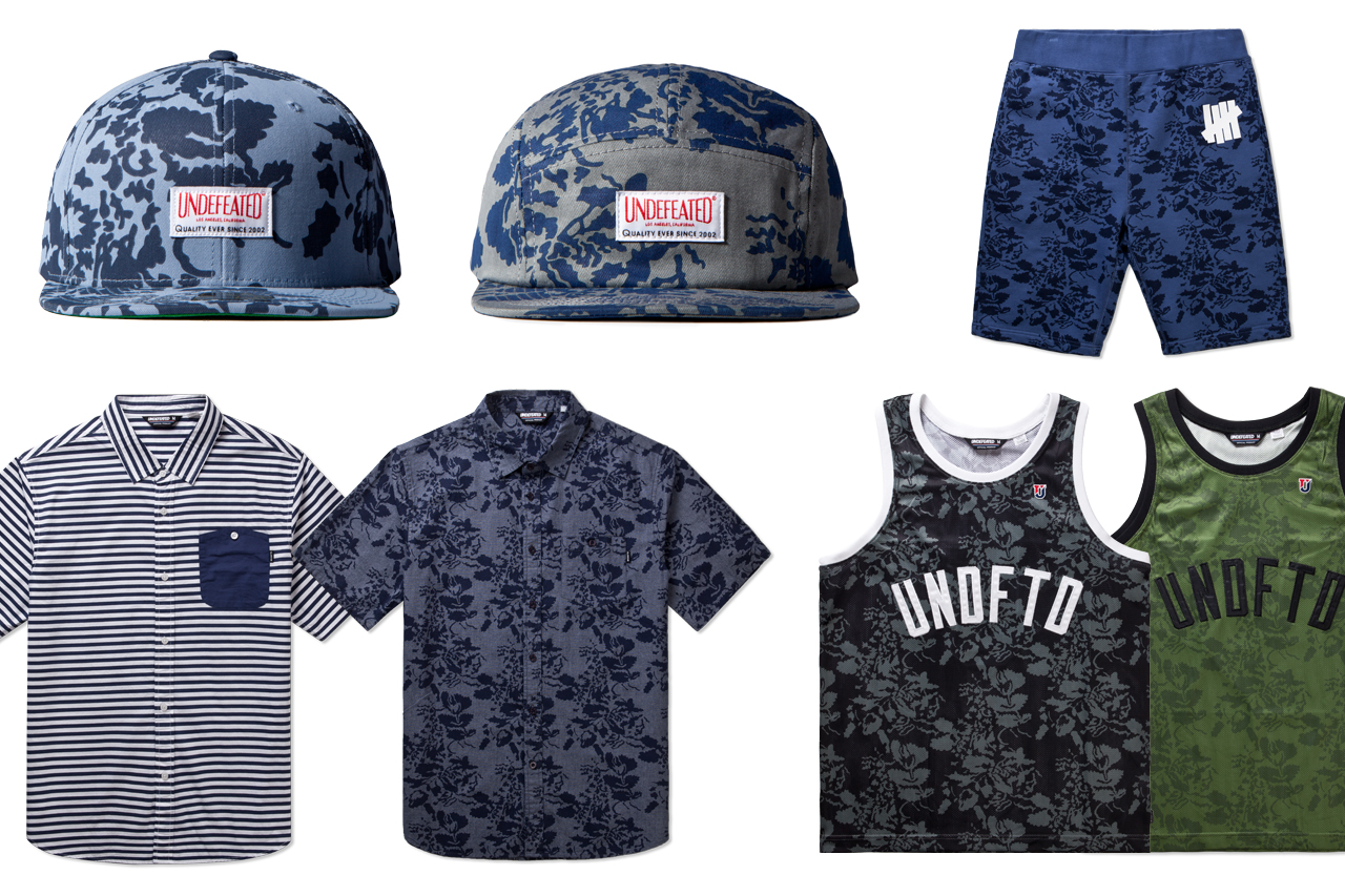 Undefeated 2013 Summer Collection