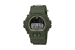 Undefeated x Casio G-Shock 30th Anniversary Watch Preview