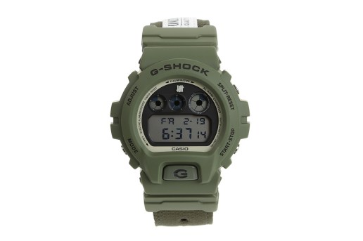 Undefeated x Casio G-Shock 30th Anniversary Watch