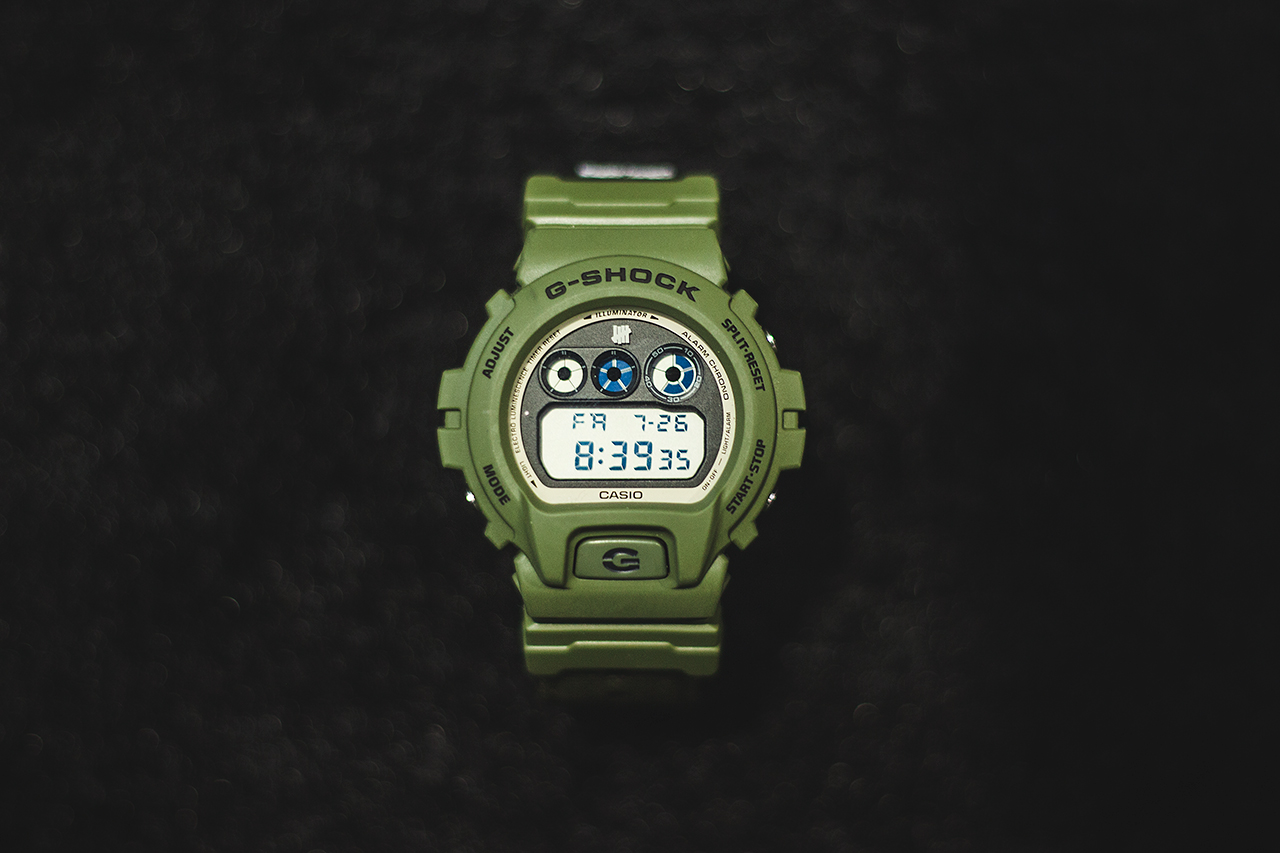 Agenda LBC: A Closer Look - Undefeated x Casio G-Shock 30th Anniversary