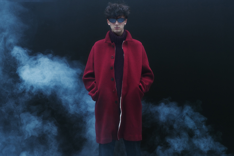 "UNDERCOVER 2013 Fall/Winter ""ANATOMICOUTURE"" Collection"
