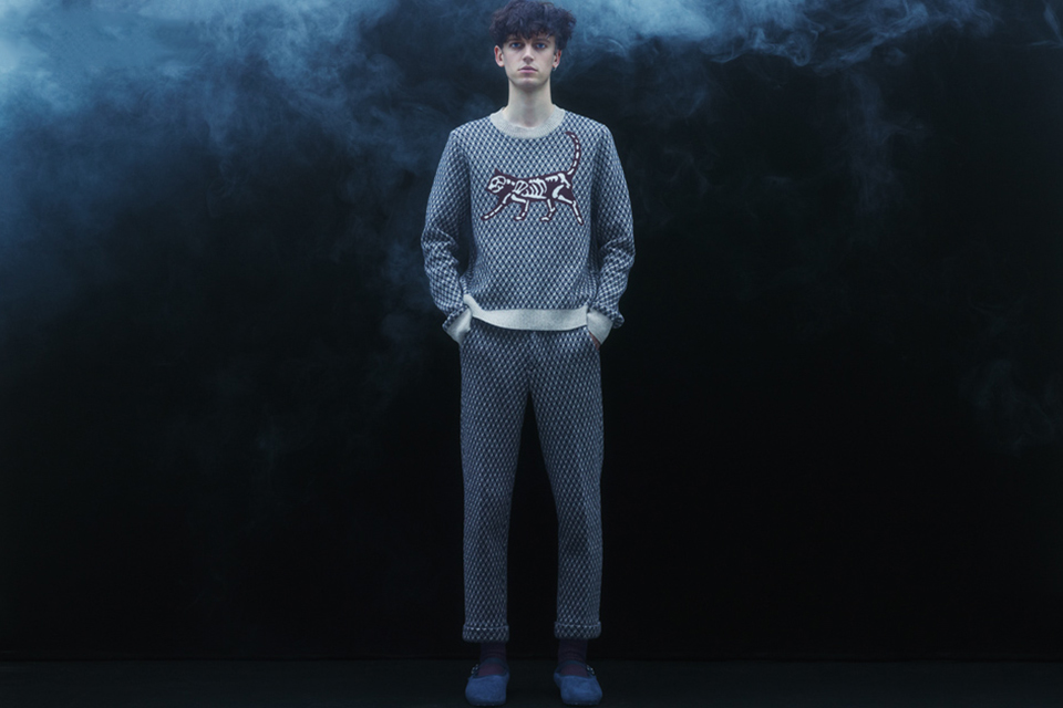 undercover 2013 fall winter anatomicouture collection