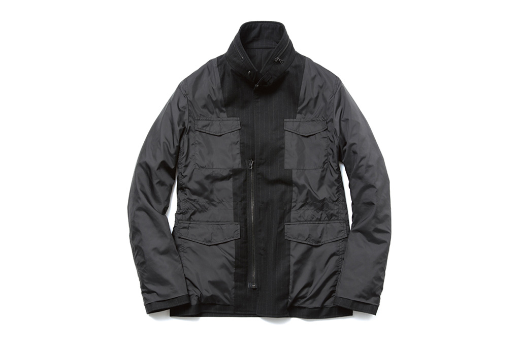 uniform experiment reversible m 65 dress code jacket