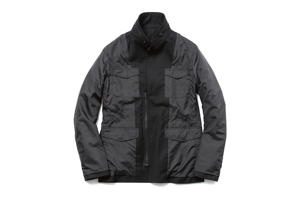 uniform experiment REVERSIBLE M-65 DRESS CODE JACKET