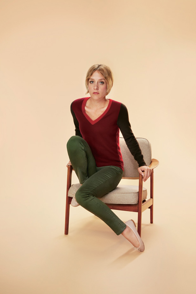 uniqlos silk and cashmere campaigns starring chloe sevigny lily donaldson jeremy everett and ryan mcginley