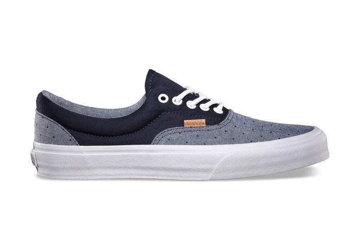 Vans California 2013 Fall Chambray Polka Pack