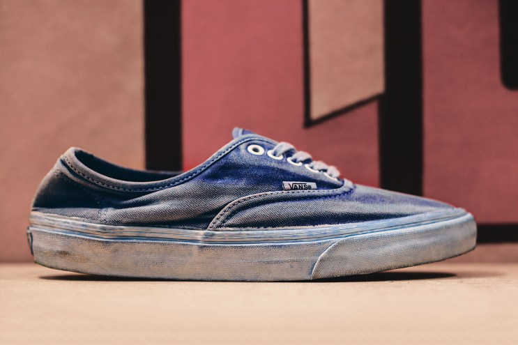 "Agenda LBC: Vans California 2014 Spring/Summer Authentic ""Overwashed"" Pack"