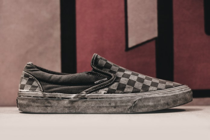 "Agenda LBC: Vans California 2014 Spring/Summer ""Overwashed"" Slip-On"