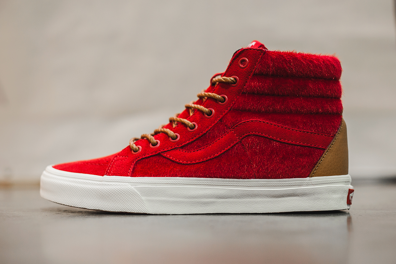 "Agenda LBC: Vans 2014 Spring/Summer Sk8-Hi Reissue ""Year of the Horse"""