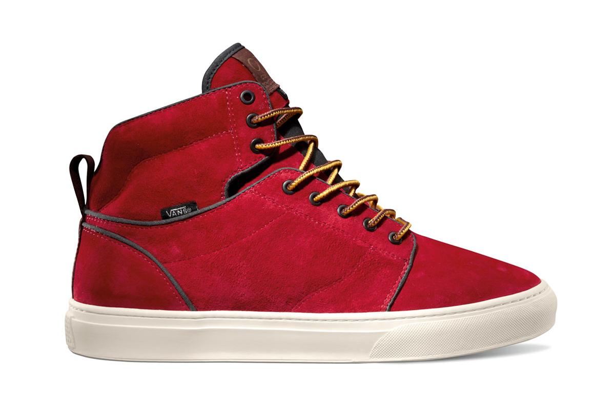 Vans OTW 2013 Fall Boot Pack