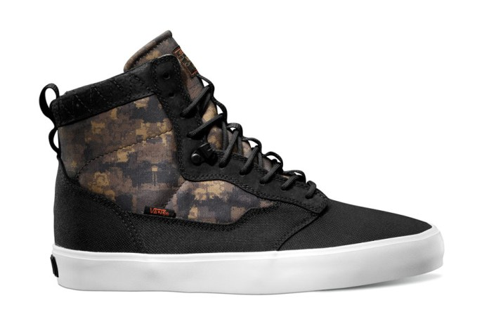 Vans OTW 2013 Fall Hyperstealth Camo Pack