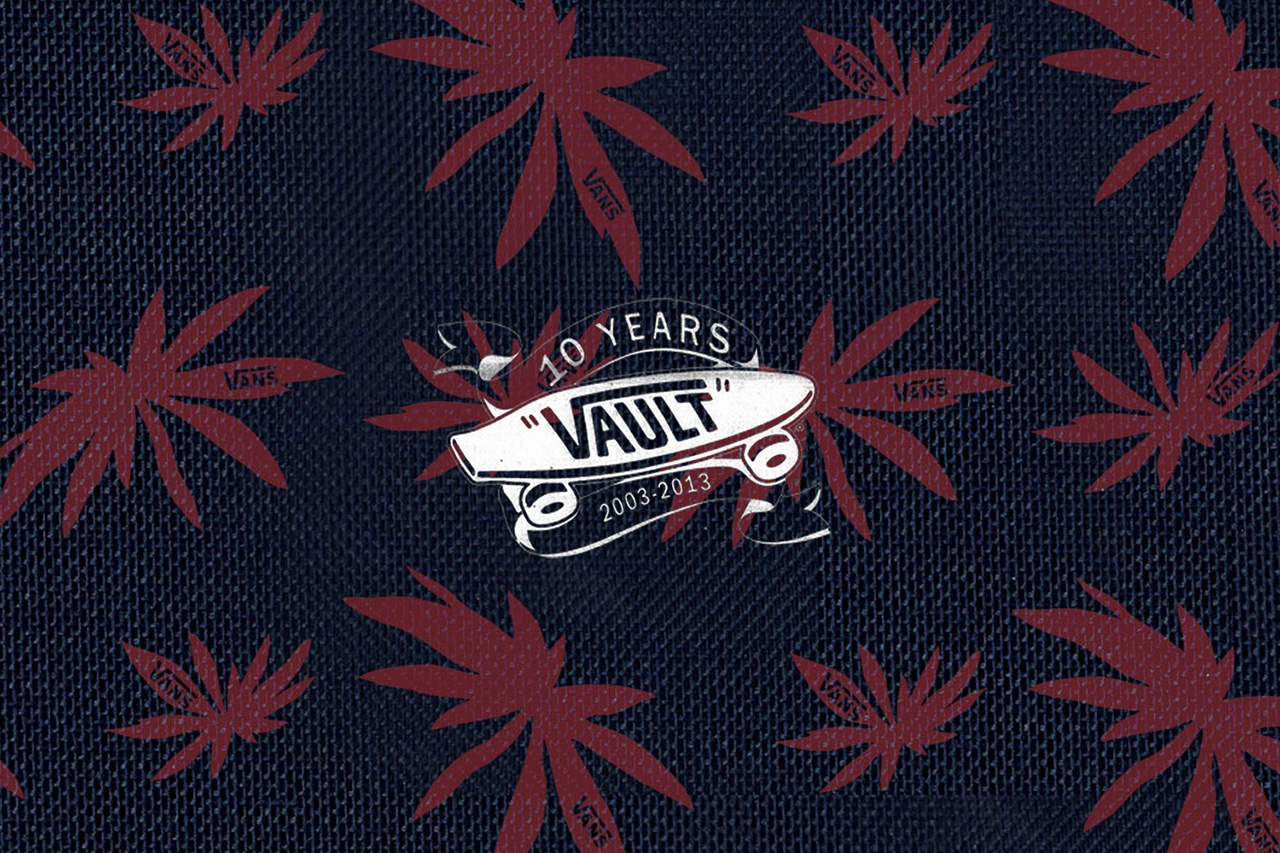 10 years strong a reflection on the 10th anniversary of vans vault