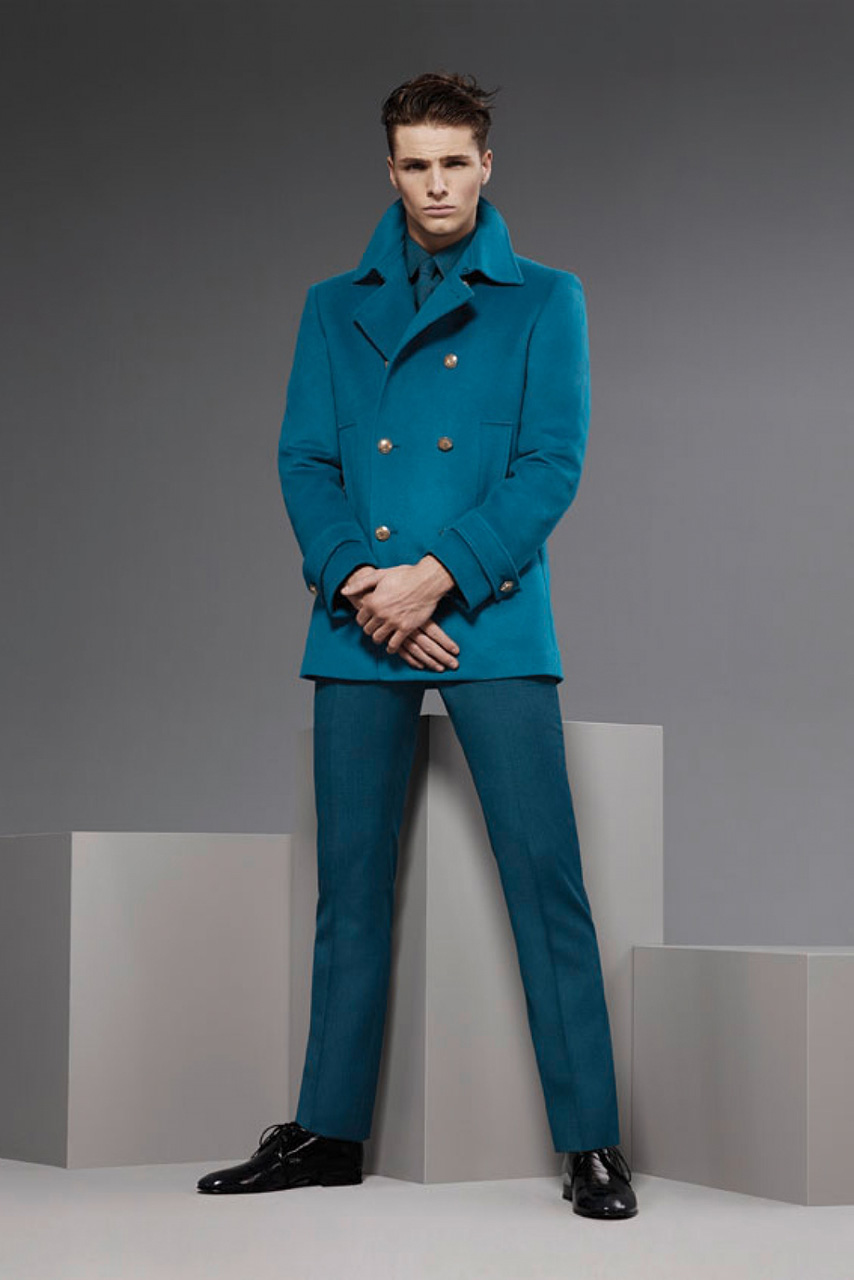 Versace Collection 2013 Fall/Winter Lookbook