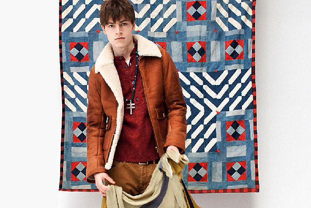 "visvim 2013 Fall/Winter ""Dissertation on a Man with No Country Vol.2"" Lookbook"