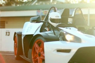 Watch a KTM X-Bow Tear Up the Track
