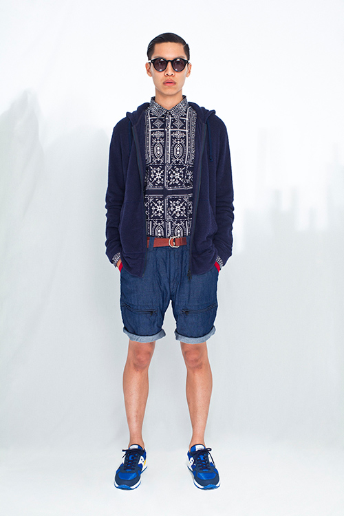 white mountaineering 2014 spring summer lookbook