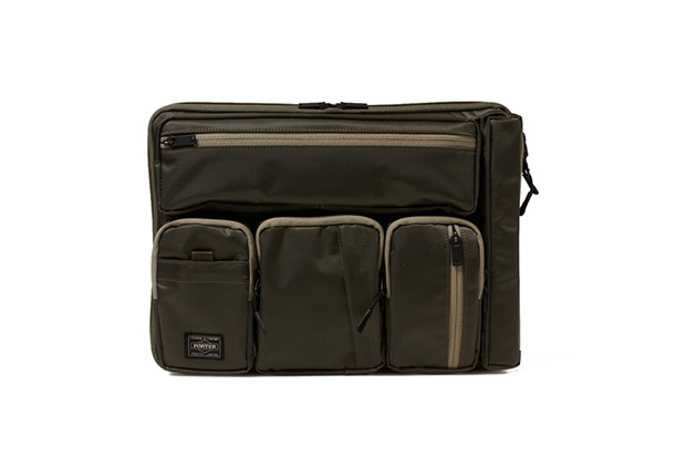 porter x white mountaineering 2013 fall winter bag collection