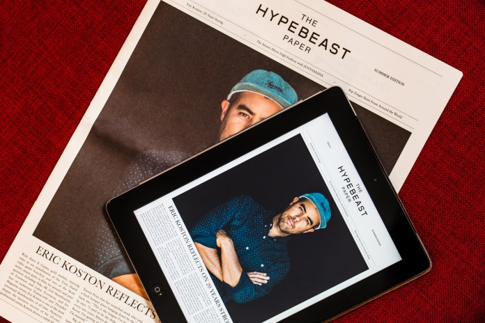 Why Fashion Needs Print