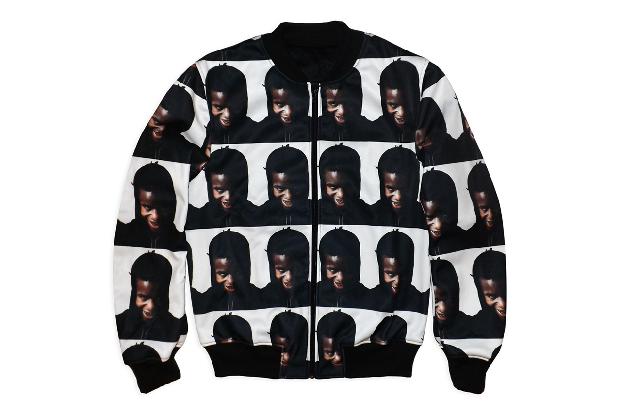 "Wil Fry ""Portrait of Ian Connor"" Varsity Jacket"