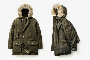 """Woolrich John Rich & Bros. 2013 Fall/Winter """"Aged to Perfection"""" Collection"""