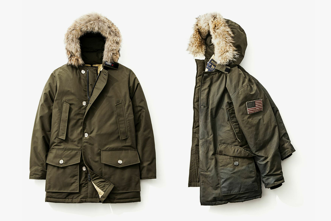 "Woolrich John Rich & Bros. 2013 Fall/Winter ""Aged to Perfection"" Collection"