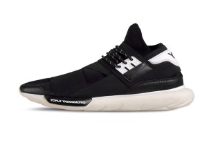 Y-3 2013 Fall/Winter Qasa High