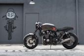 Yard Built Yamaha XJR1300 Project X by Deus Ex Machina