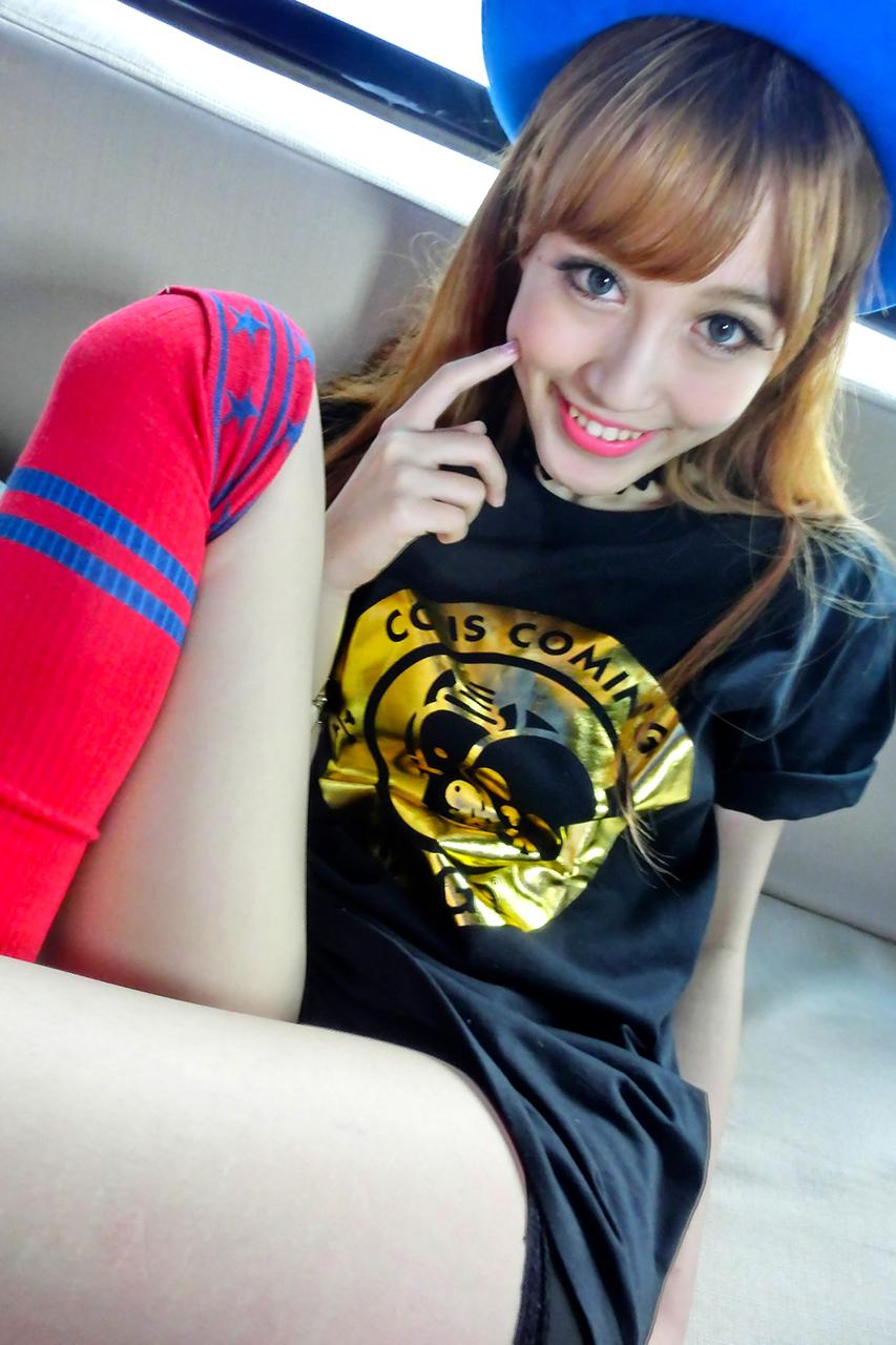 yones girls mook shanghai