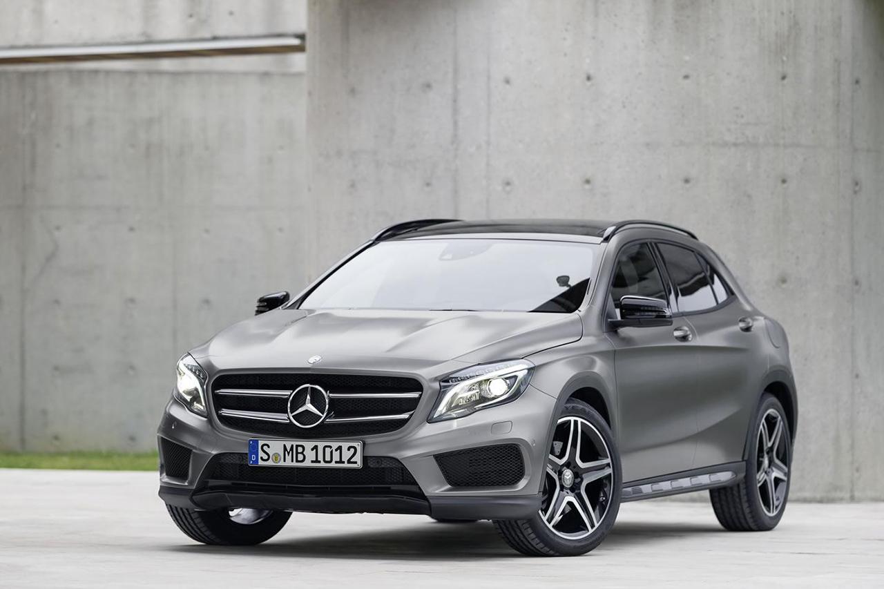 2014 Mercedes-Benz GLA-Class