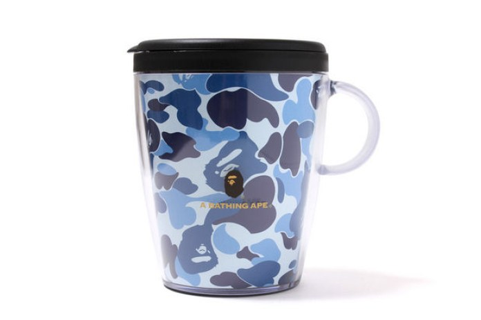 A Bathing Ape 2013 Fall/Winter ABC MUG CUP & RUBBER COASTER